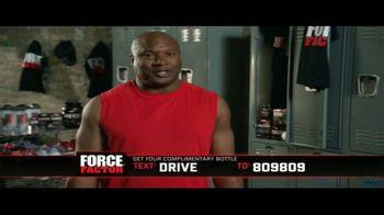 Force Factor Alpha King TV Spot, 'More Energy' Featuring Bo Jackson - Thumbnail 8
