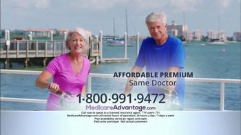 MedicareAdvantage.com TV Spot, 'A Better Deal'