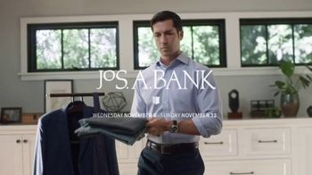 JoS. A. Bank Veterans Day Sale TV Spot, 'Executive Suits'