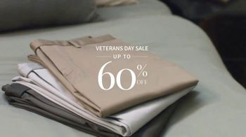 JoS. A. Bank Veterans Day Sale TV Spot, 'Executive Suits'