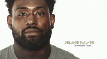 NFL TV Spot, '2017 Salute to Service: Truest Hero' Featuring Delanie Walker