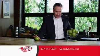 Speedy Cash Express Installment Loan TV Spot, 'Green Apples'' - Thumbnail 4