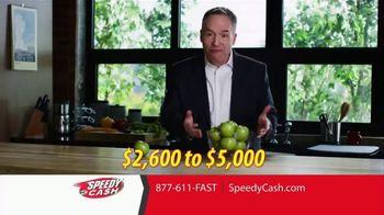 Speedy Cash Express Installment Loan TV Spot, 'Green Apples'' - Thumbnail 6