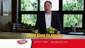 Speedy Cash Express Installment Loan TV Spot, 'Green Apples'' - Thumbnail 8