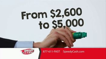 Speedy Cash Express Title Loan TV Spot, 'Unlock More Cash' - Thumbnail 3