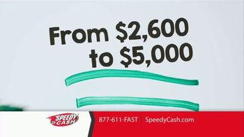 Speedy Cash Express Title Loan TV Spot, 'Unlock More Cash' - Thumbnail 4