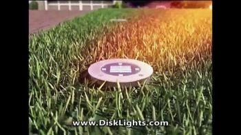 Bell + Howell Disk Lights TV Spot, 'Incredible Cascades of Light' - Thumbnail 1