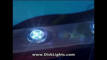 Bell + Howell Disk Lights TV Spot, 'Incredible Cascades of Light' - Thumbnail 3
