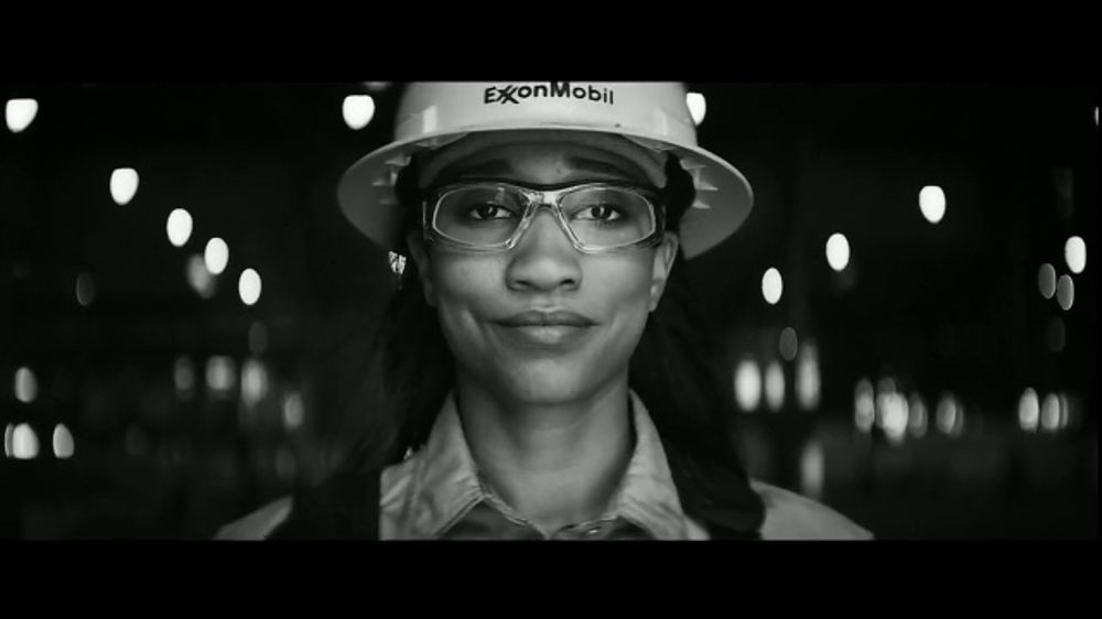 Exxon Mobil TV Commercial, 'America???s Energy'