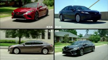 2018 Toyota Camry TV Spot, 'Jaw-Dropping Design' [T2] - Thumbnail 4
