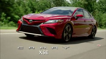 2018 Toyota Camry TV Spot, 'Jaw-Dropping Design' [T2] - Thumbnail 6