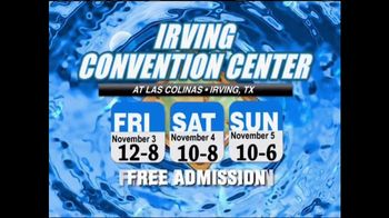 Spa Blowout Swimspa Sales Event TV Spot, '2017 Irving Convention Center' - Thumbnail 10