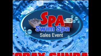 Spa Blowout Swimspa Sales Event TV Spot, '2017 Irving Convention Center' - Thumbnail 2