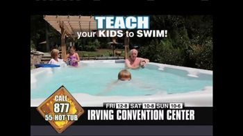 Spa Blowout Swimspa Sales Event TV Spot, '2017 Irving Convention Center' - Thumbnail 4