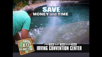 Spa Blowout Swimspa Sales Event TV Spot, '2017 Irving Convention Center' - Thumbnail 5