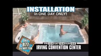 Spa Blowout Swimspa Sales Event TV Spot, '2017 Irving Convention Center' - Thumbnail 7