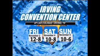 Spa Blowout Swimspa Sales Event TV Spot, '2017 Irving Convention Center' - Thumbnail 9