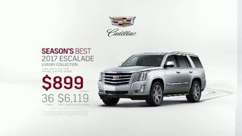 Cadillac Season's Best TV Spot, 'One and Only: 2017 Escalade' - Thumbnail 7