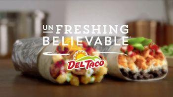 Del Taco Epic Burritos TV Spot, 'Epic Quality' - Thumbnail 5