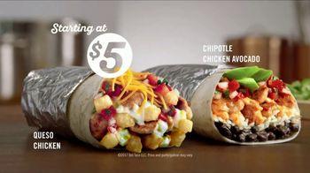 Del Taco Epic Burritos TV Spot, 'Epic Quality' - Thumbnail 4