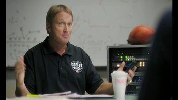 Dunkin' Donuts App TV Spot, 'Coffee Coach: Boom' Featuring Jon Gruden - Thumbnail 6