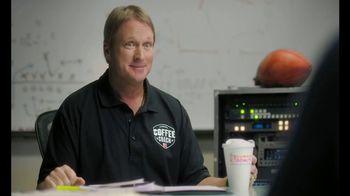 Dunkin' Donuts App TV Spot, 'Coffee Coach: Boom' Featuring Jon Gruden - Thumbnail 8