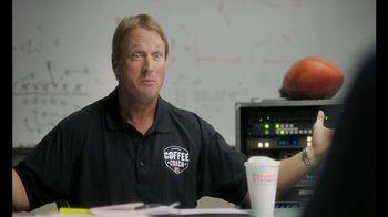 Dunkin' Donuts App TV Spot, 'Coffee Coach: Boom' Featuring Jon Gruden - Thumbnail 9