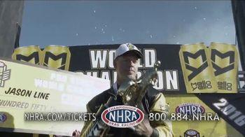 NHRA TV Spot, '2017 Auto Club Finals: World Champions' Featuring Ron Capps - Thumbnail 4