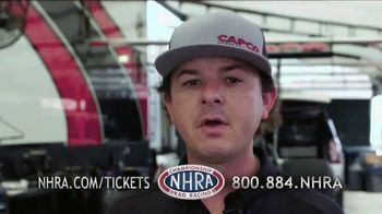 NHRA TV Spot, '2017 Auto Club Finals: World Champions' Featuring Ron Capps - Thumbnail 5