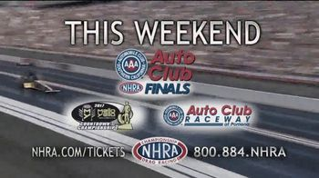 NHRA TV Spot, '2017 Auto Club Finals: World Champions' Featuring Ron Capps - Thumbnail 7