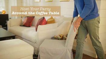 IKEA TV Spot, 'HGTV: Creative Dining Space' Featuring James Briscione - Thumbnail 9