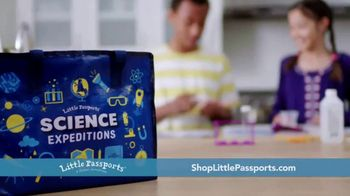Little Passports Gift Subscription TV Spot, 'Give Them The World'