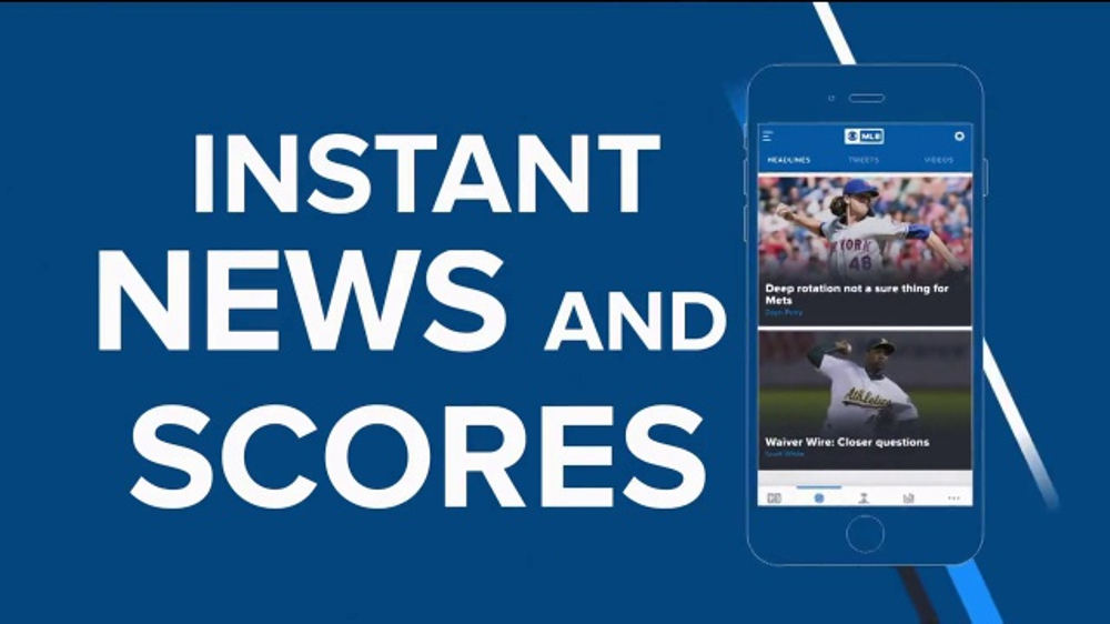 CBS Sports App TV Commercial, 'Breaking News and Alerts' - Video