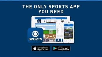 CBS Sports App TV Spot, 'Breaking News and Alerts' - Thumbnail 5