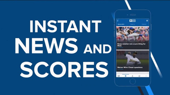 CBS Sports App TV Spot, 'Breaking News and Alerts'