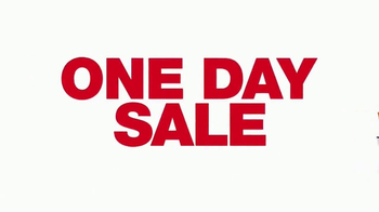 Macy's One Day Sale TV Spot, 'Fine Jewelry, Clearance Handbags and Bras' - Thumbnail 2