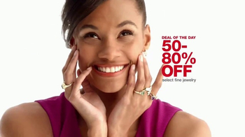 Macy's One Day Sale TV Spot, 'Fine Jewelry, Clearance Handbags and Bras' - Thumbnail 5
