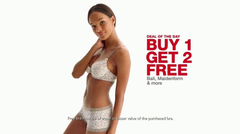 Macy's One Day Sale TV Spot, 'Fine Jewelry, Clearance Handbags and Bras' - Thumbnail 9