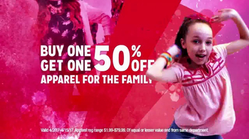 Kmart TV Spot, 'Break It Down' - Thumbnail 7