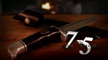 Buck Knives 119 Special TV Spot, '75th Anniversary' - Thumbnail 10