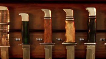 Buck Knives 119 Special TV Spot, '75th Anniversary'