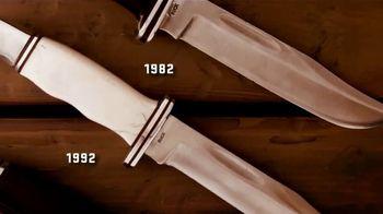 Buck Knives 119 Special TV Spot, '75th Anniversary' - Thumbnail 8