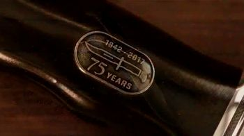 Buck Knives 119 Special TV Spot, '75th Anniversary' - Thumbnail 9