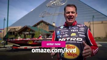 Bass Pro Shops TV Spot, 'Win the Ultimate Fishing Trip' Feat. Kevin VanDam - Thumbnail 5