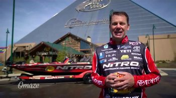 Bass Pro Shops TV Spot, 'Win the Ultimate Fishing Trip' Feat. Kevin VanDam - 6 commercial airings