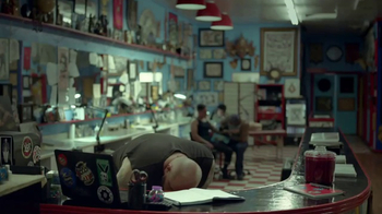Staples HP Savings Month TV Spot, 'Tattoo Parlor: Ink' - Thumbnail 1