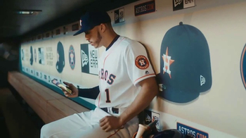 MLB.com At Bat TV Spot, 'Tiempo libre' con Carlos Correa [Spanish] - 138 commercial airings