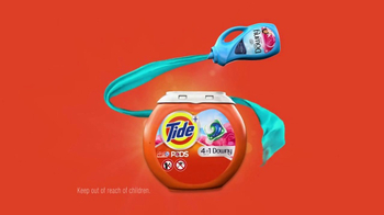 Tide PODS Plus Downy TV Spot, 'Customers Come First at Gronk's Cleaners' - Thumbnail 9