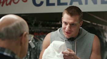 Tide PODS Plus Downy TV Spot, 'Customers Come First at Gronk's Cleaners' - Thumbnail 5