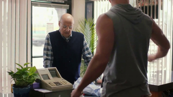 Tide PODS Plus Downy TV Spot, 'Customers Come First at Gronk's Cleaners' - Thumbnail 7